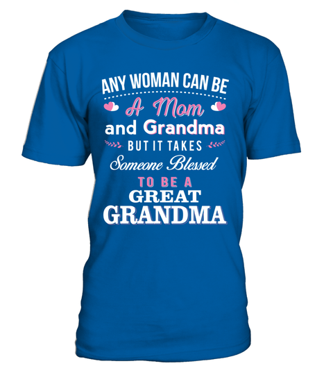 A Blessed Great-Grandma