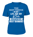 GREAT-GRANDPARENTS SPECIAL