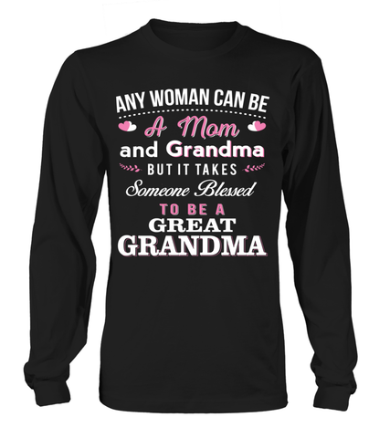 BLESSED GREAT-GRANDMA SPECIAL