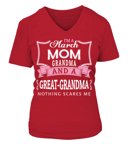 MARCH GREAT-GRANDMA SPECIAL