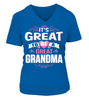 IT'S GREAT TO BE GREAT-GRANDMA