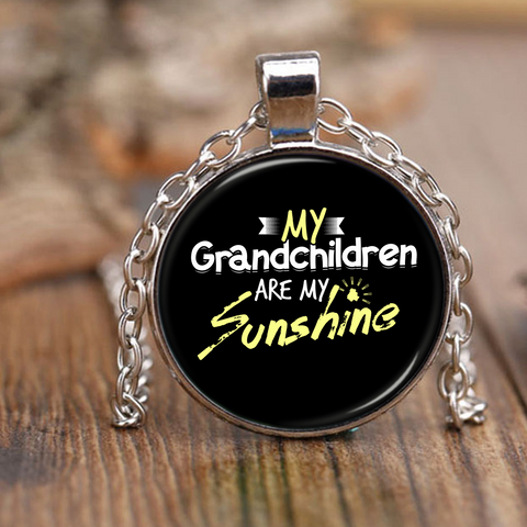 My GrandChildren Are My Sunshine