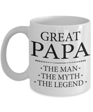 Great-Papa Special Coffee Mug