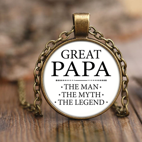 GREAT-PAPA SPECIAL NECKLACE