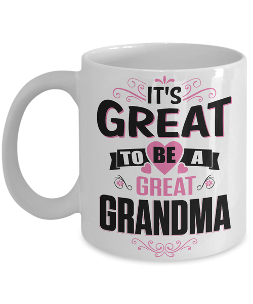 It's Great To Be A Great-Grandma