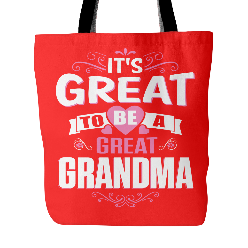 GREAT TO BE A GREAT GRANDMA