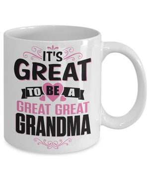 GREAT-GREAT-GRANDMA SPECIAL