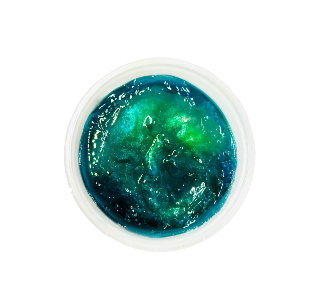 Shower Jelly from Kaleidosoaps called Sea Glass