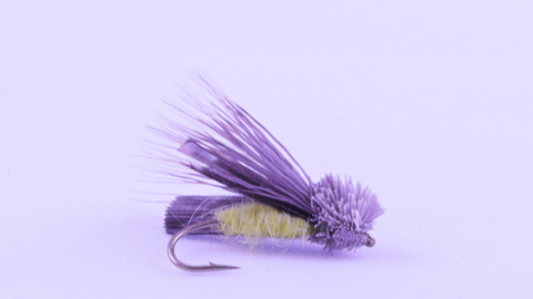 Letort Hopper Fly Tying Tutorial