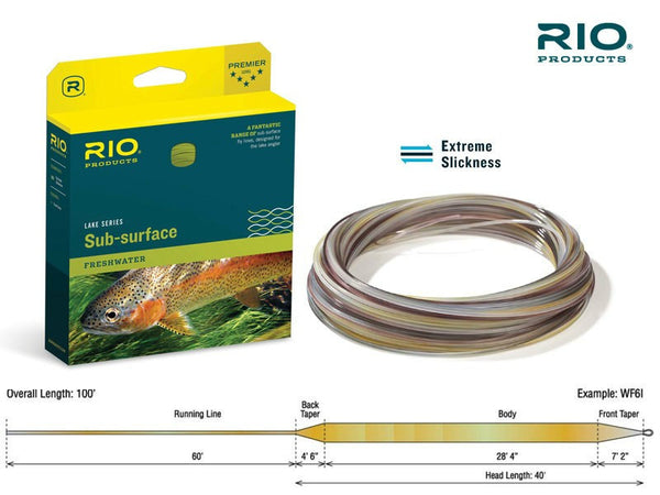 Rio Camolux - East Rosebud Fly & Tackle - Free Shipping, No Sales Tax
