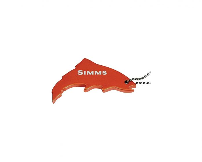 Simms Thirsty Trout Keychain