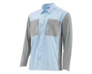 Simms TriComp Cool LS Shirt - East Rosebud Fly and Tackle