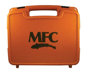 Montana Fly Company Boat Box Burnt Orange - East Rosebud Fly and Tackle