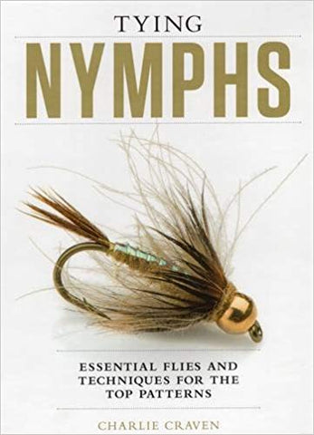 Tying Nymphs - Charlie Craven - East Rosebud Fly & Tackle