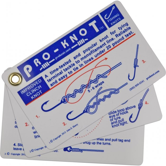 Pro Knot Cards