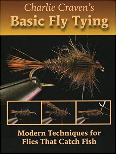 Basic Fly Tying - Charlie Craven - East Rosebud Fly & Tackle - Free Shipping, No Sales Tax