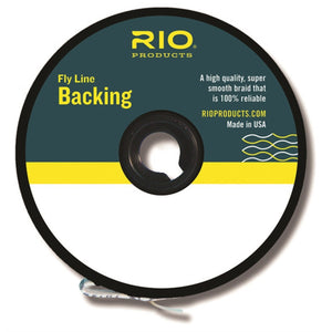 Rio Fly Line Backing - East Rosebud Fly and Tackle