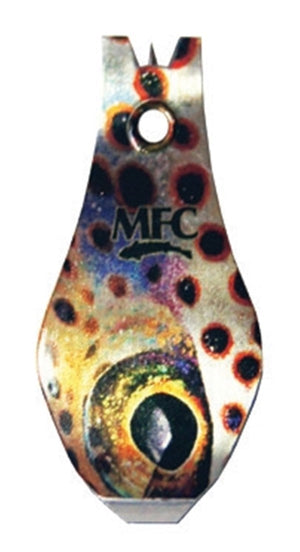 CARBIDE TIPS MONTANA FLY COMPANY MFC RIVER CAMO NIPPER IN MADDOX/'S BROOK TROUT