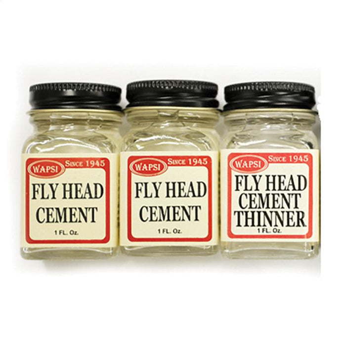 Fly Head Cement