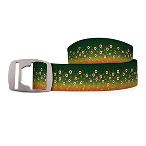 Artisan Bottle Opener Belt - East Rosebud Fly & Tackle - Free Shipping, No Sales Tax