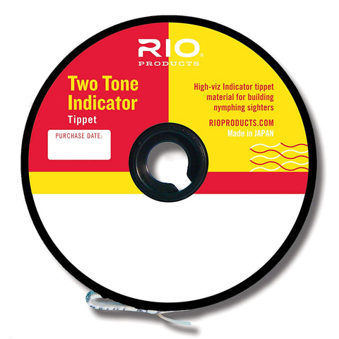 Two Tone Indicator Tippet