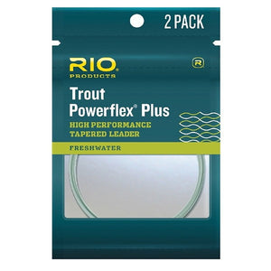 Rio Trout Powerflex Plus 2 Pack