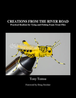 Creations From The River Road - Tony Tomsu - East Rosebud Fly & Tackle - Free Shipping, No Sales Tax