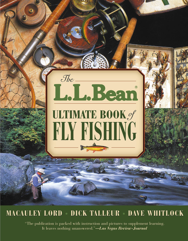 LL Bean Ultimate Book of Fly Fishing - East Rosebud Fly & Tackle