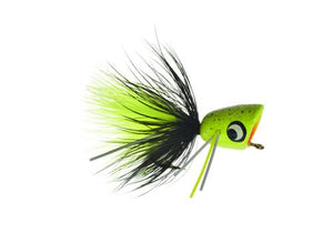 Bass Popper - East Rosebud Fly & Tackle - Free Shipping, No Sales Tax