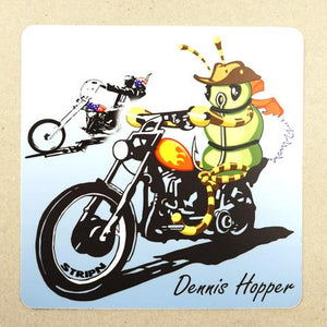 Dennis Hopper Sticker