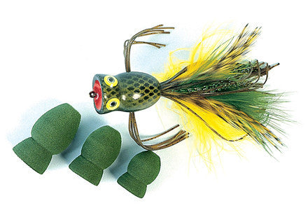 Rainy's Frog Bodies - East Rosebud Fly & Tackle - Free Shipping, No Sales Tax
