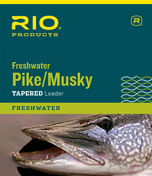 Pike/Musky Leader - East Rosebud Fly & Tackle