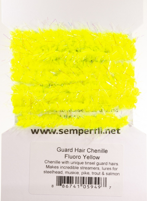 Guard Hair Chenille