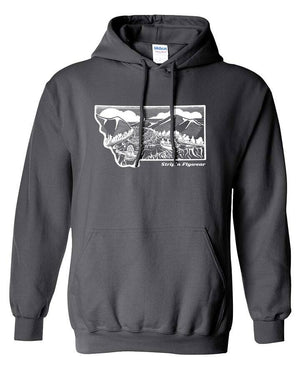 Montana Drift Hoody - East Rosebud Fly & Tackle