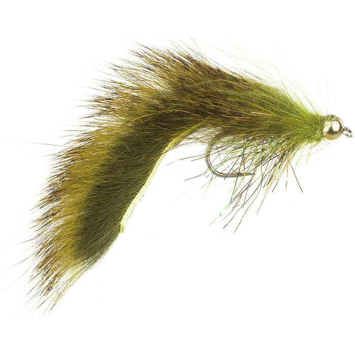 Jakes CDC Squirrel Leech