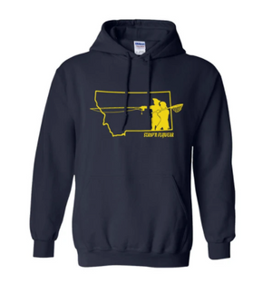 Go West Hoody