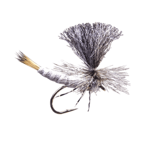 Trina's Carnage Drake - Grey - East Rosebud Fly & Tackle