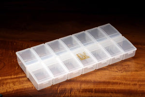 Large Individual Compartment Box