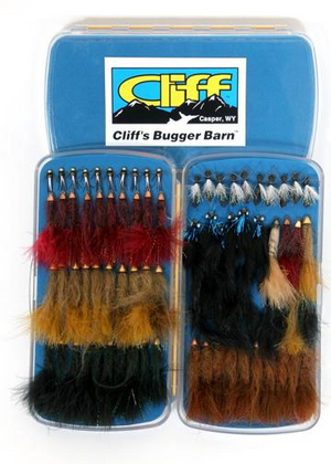 Cliff Outdoors Bugger Barn - East Rosebud Fly and Tackle