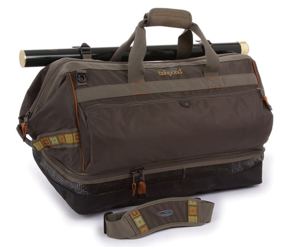 Cimarron Wader Duffel - East Rosebud Fly & Tackle - Free Shipping, No Sales Tax