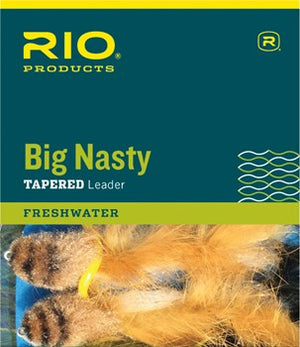 Rio Big Nasty Leader - East Rosebud Fly & Tackle