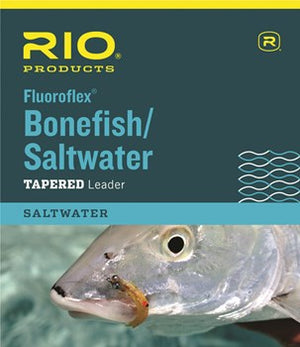 Rio Fluoroflex Bonefish Saltwater Leader - East Rosebud Fly & Tackle