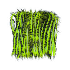 Barred Rabbit Half Skin Zonked - East Rosebud Fly & Tackle - Free Shipping, No Sales Tax
