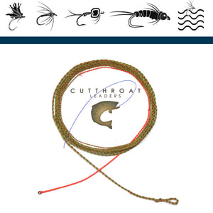 Indicator Dry Fly Furled Leader - East Rosebud Fly & Tackle