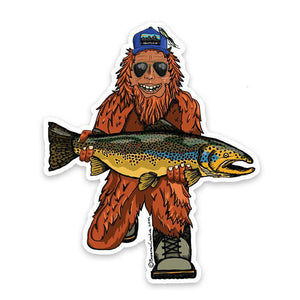 Trout Huntin' Squatch - East Rosebud Fly & Tackle