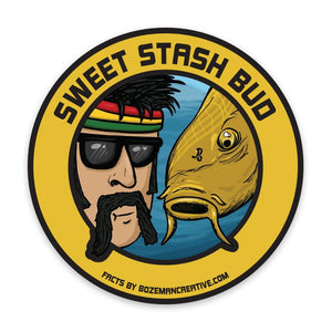 Sweet Stash Sticker