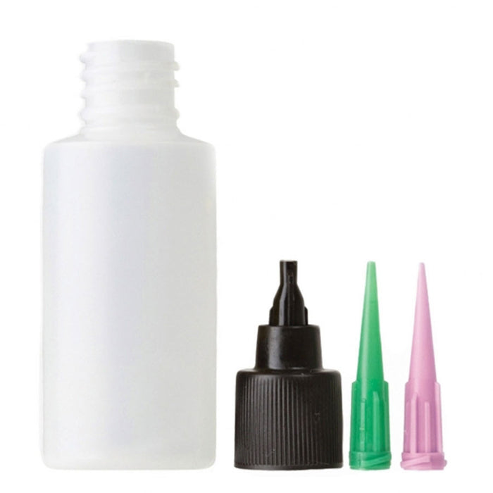 Loon Applicator, Bottle, Cap and Needles