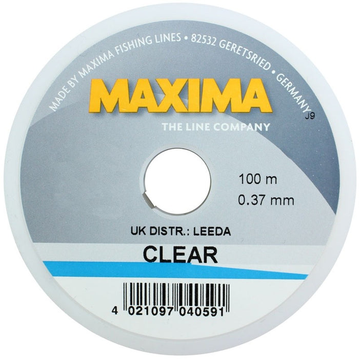 Maxima Tippet Material - Clear