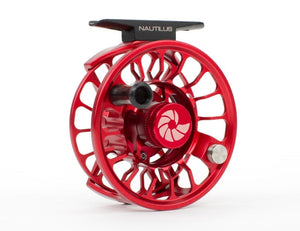 Nautilus X-Series Reel - Red