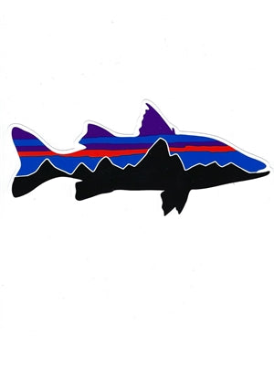 Patagonia Fish Stickers